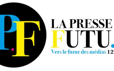 Votre partenaire TagG Informatique présent au Salon «La Presse Au Futur» !