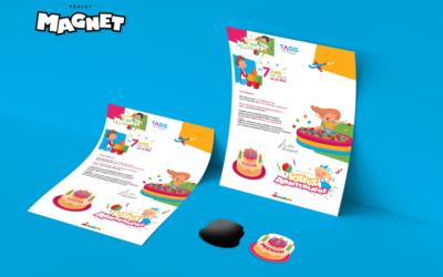Mailing & magnets : quand les objets personnalisés sont créés sur papier